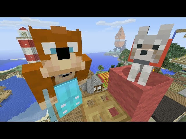 Minecraft Xbox - Flap Frenzy [175]