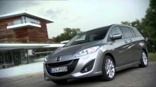 Mazda 5 - Deutsch videos
