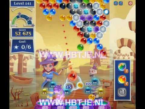 Bubble Witch Saga 2 level 141