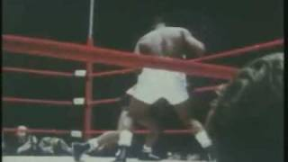 Sonny Liston Vs Floyd Patterson I