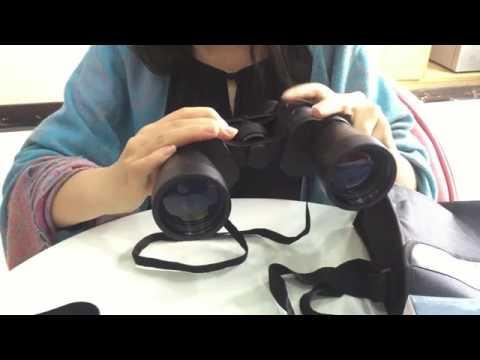 Unboxing- 10x50 Binocular Backpacking for Astronomy Reveiw