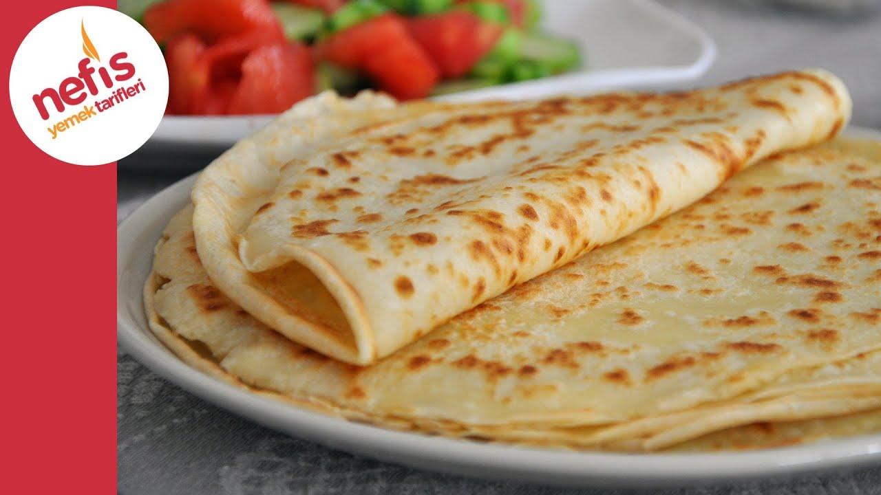 Krep Tarifi - Nefis Yemek Tarifleri - YouTube