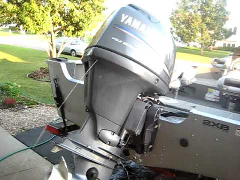 Water Ears For Yamaha Outboard Motor