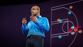 The Math Behind Basketball's Wildest Moves | Rajiv Maheswaran | TED Talks