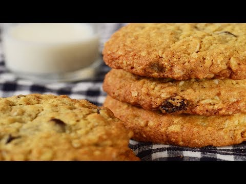 Cowboy Cookies Recipe Demonstration - Joyofbaking.com