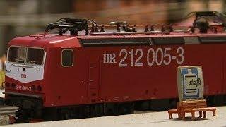 Modelleisenbahn Deutschland-Express in Gelsenkirchen