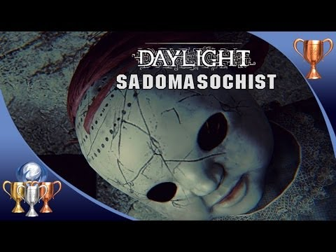 Daylight - Hard Mode Difficulty Trophy Cheese *Exploit* Method - 5 Minute Sadomasochist Hard Trophy