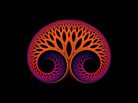 1hr Theta Binaural Beat Session (7hz) ~ Pure