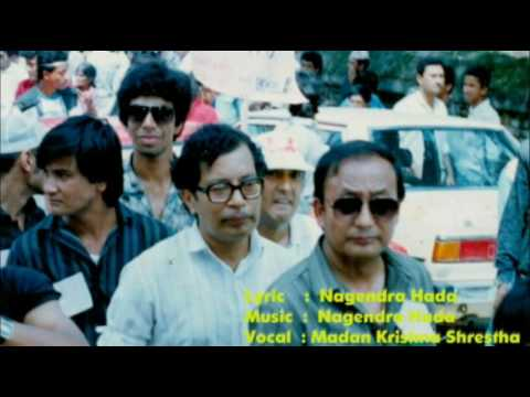 Nagendra  Hada and Madan Krishna Shrestha  - Lachhaku Waika (Newari Song)