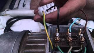 Convertir un motor trifásico a monofásico