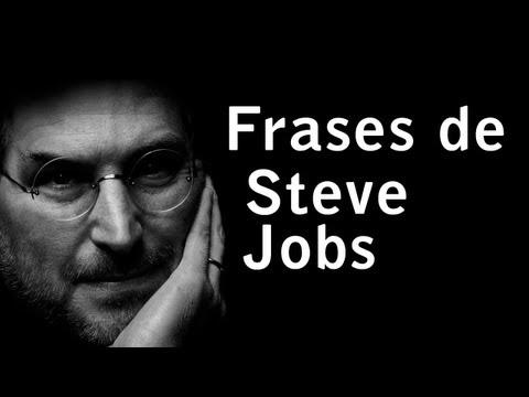 Frases de Steve Jobs - FRASES MOTIVADORAS -  Inspiracion Superacion Personal Autoayuda