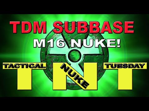 Tactical Nuke Tuesday: TDM Subbase Nuke! Modern Warfare 2 (TNT)