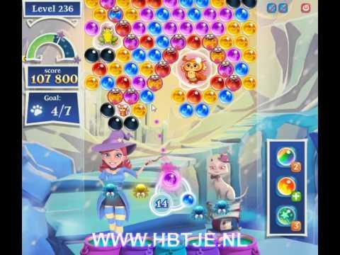 Bubble Witch Saga 2 level 236