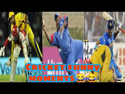 Top Funny Moments | Cricket Funny Moments | New Funny Video