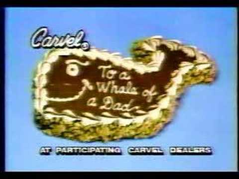 Carvel Ice Cream Cake Commercial