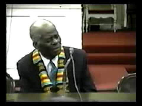 Dr  John Henrik Clarke   The Neccessity of Returning To African Customs