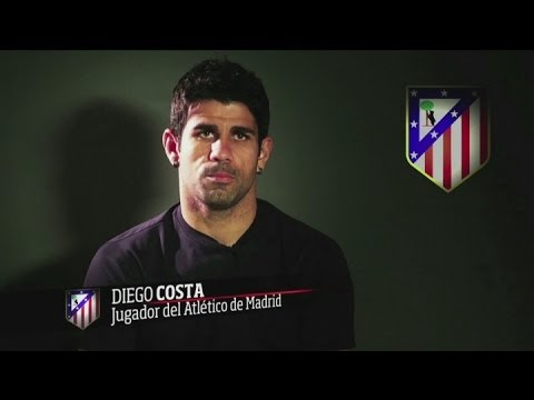 Diego Costa explains why he's chosen to represent Spain over Brazil
