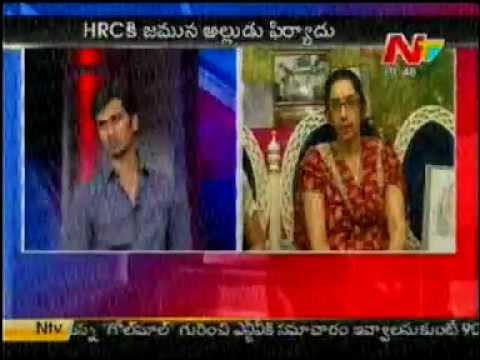 actress jamuna , sravanthi vs rahul reddy