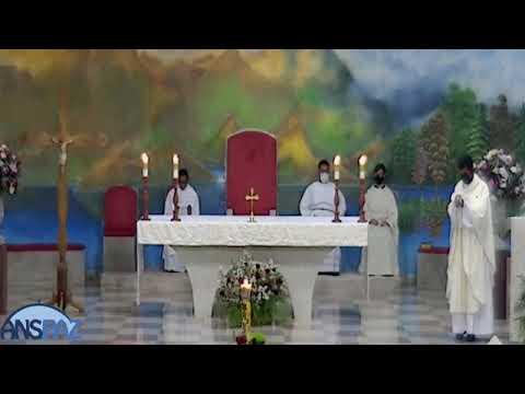 Santa Missa de Corpo Presente | 18.04.2021 | Domingo | Padre João Paulo | ANSPAZ