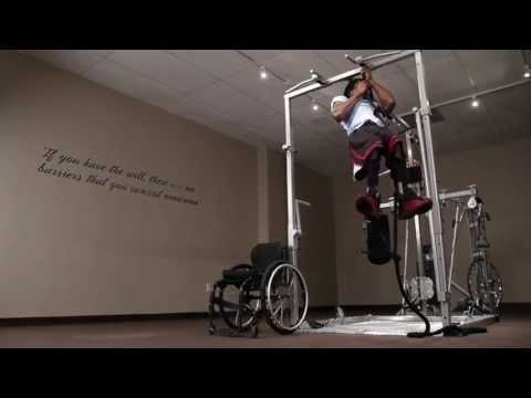 Wheelchair Fitness Solution™ | Smart training system for wheelchair users