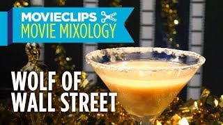 "Movie Mixology: Oscar Edition (2014) - How To Make The Wolf Of Wall Street ""Money Maker Cocktail"""