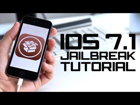 iPhone, iPad & iPod unter iOS 7.1 Jailbreaken! TUTORIAL (deutsch/german) - felixba