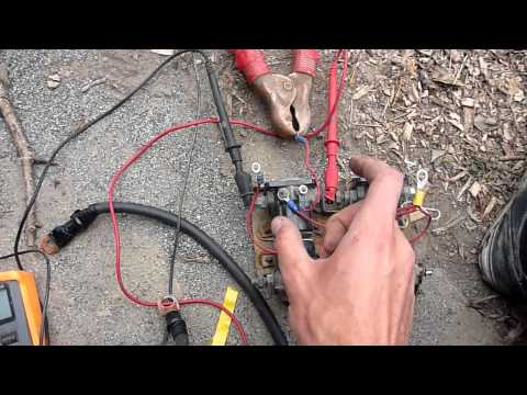 Rewiring and Troubleshooting a Warn M8000 Winch - Part 2