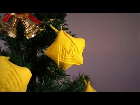 Christmas EVA Star - Karácsonyi csillag készítése