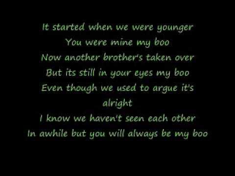 My Boo Lyrics