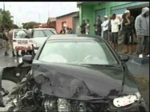 Após cerco, polícia prende em Uberlândia suspeitos de explodirem caixa em Santa Juliana