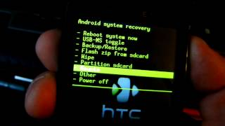 Alcatel OT 918D Recovery Modified