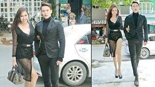 Phi Thanh Vân bất ngờ sánh đôi bên trai đẹp sau khi ly hôn Bảo Duy - Tin Tức Sao Việt
