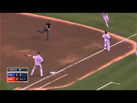 Colorado Rockies vs Miami Marlins | April 1, 2014 | Full Highlights | 2014 MLB Season