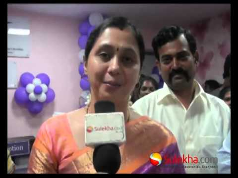 Actress Devayani Speaks at Wcf Hospital Launch