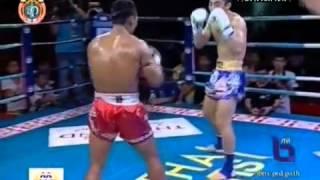 Hao123-King of muay thai vs King of Sanshou (2012 Superfight)