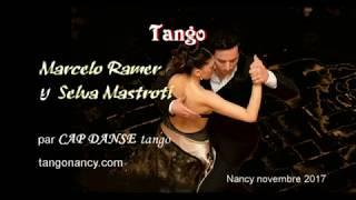 Selva Mastroti et Marcelo Ramer Nancy novembre 2017