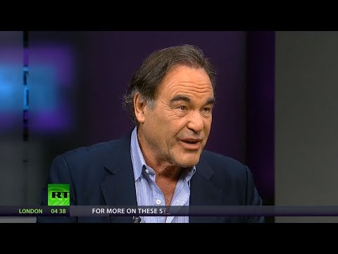 Oliver Stone: US doesn't care if it excites Muslim terrorists