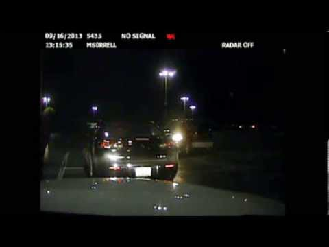 DUI Dash-Cam Video Marion County Florida