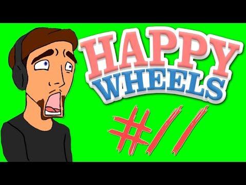 Happy Wheels - Part 11 | SO MANY IMPRESSIONS!!