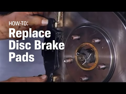 Installing Front Disc Brakes - AutoZone Car Care
