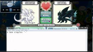 Dragon City Como Fazer Dragão Puro Sombrio