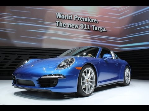 Detroit Motor Show 2014: Highlights