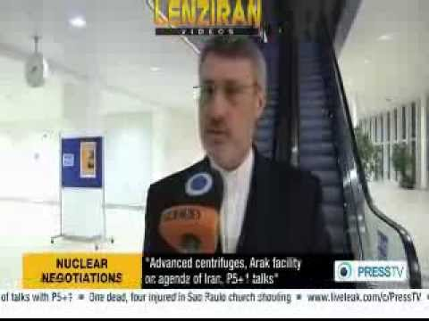 Iran will negotiate to keep Arak Nuclear facility and new genration centrifuges