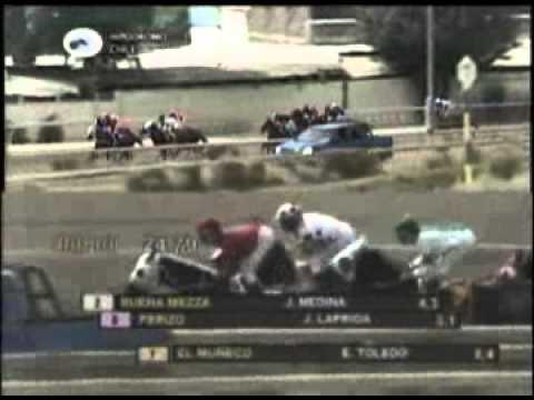 Vidéo de la course PMU CHALADO STAKES