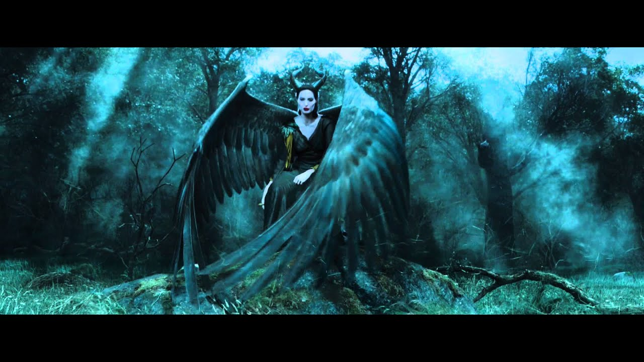 Maleficent's Wings