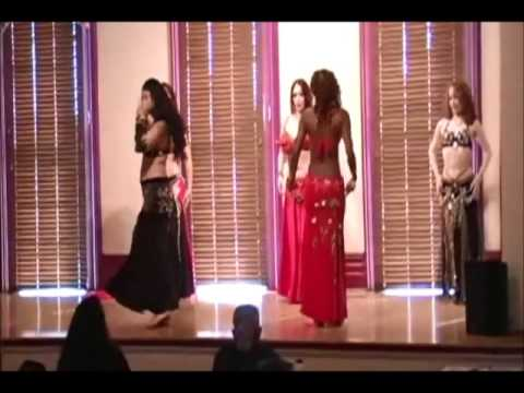 Shuruq Belly Dance Troupe Personal Best Competition 2013/ Fakerni Haifa Wehbe