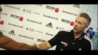 Coach Joe Prunty Talks to GB Basketball view on youtube.com tube online.