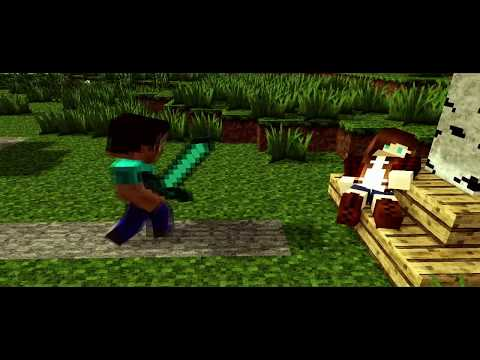 Minecraft Animation - Birth Of ThreeLords