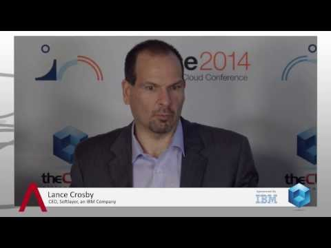 Lance Crosby - IBM Pulse 2014 - theCUBE