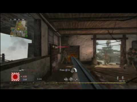 Pyrotoz COD5 Team Deathmatch (Widescreen Commentated) 15 - Castle